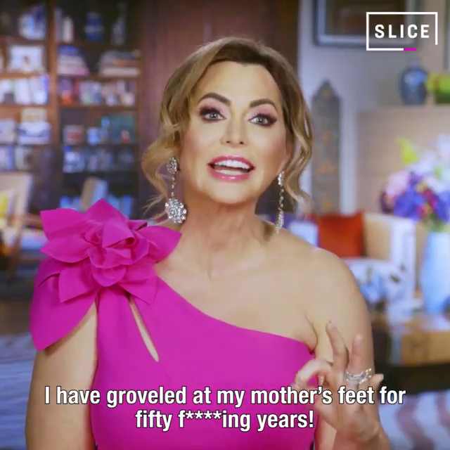 Happy birthday to the iconic Momma Dee 👸 who always tells it like it is! 🎉 #RHOD @dandrasimmons @mommadeesimmons