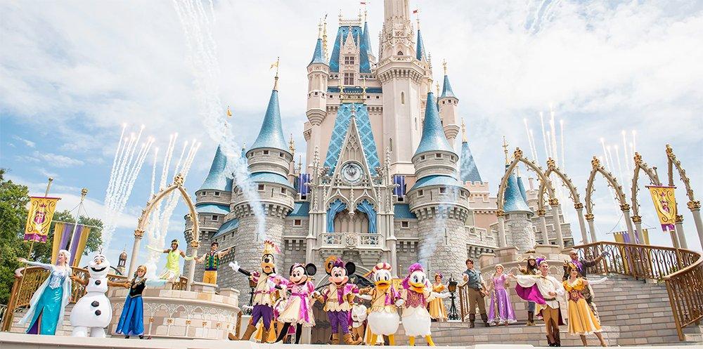 Battlestar Galacticas Ron Moore To Develop Magic Kingdom TV Universe for Disney Plus Photo