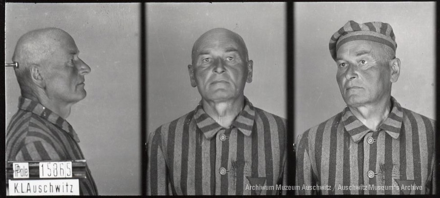 24 February 1879   A Pole, Feliks Nowacki, was born in Warsaw. A Catholic priest.  In #Auschwitz from 23 May 1941. No. 15865 He perished in the camp on 20 December 1941.