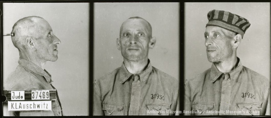 24 February 1890   A Polish Jew, Majer Finkielsztejn, was born in Radom. A butcher.   In #Auschwitz from 6 June 1942. No. 37469 He perished in the camp on 2 July 1942.