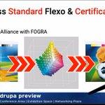 Image for the Tweet beginning: DFTA drives forward the #flexo