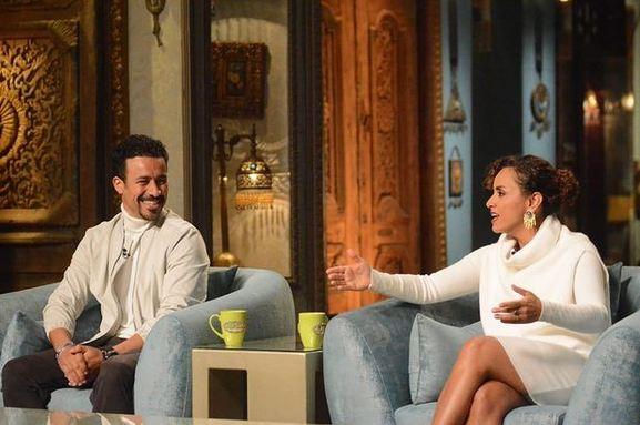 بوابة الوفد علا رشدي تكشف سر رفض والديها زواجها من أحمد داوود (فيديو)