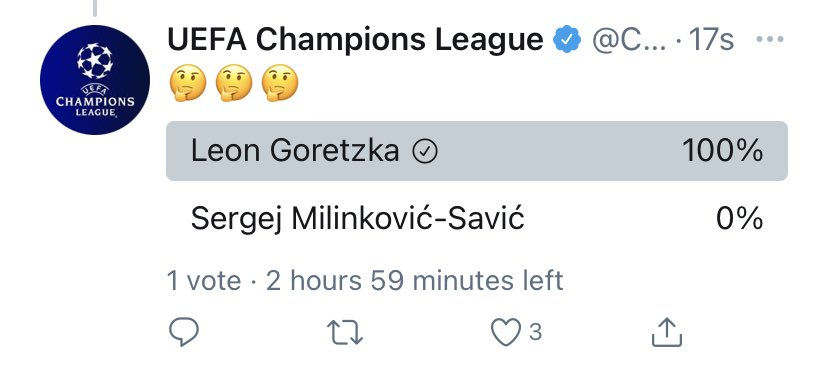 @ChampionsLeague Easy https://t.co/HCgQPbOnKG