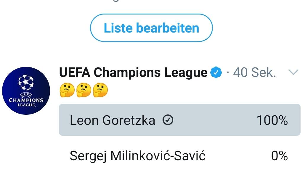 @ChampionsLeague That's it 💪 https://t.co/4pI5CG7Ln9
