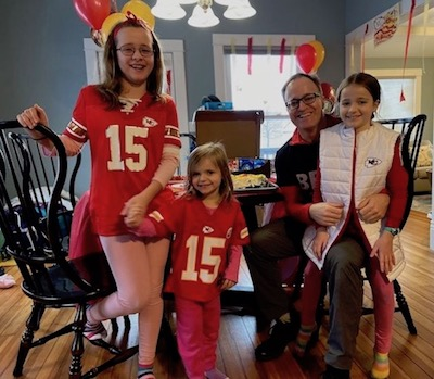 When the storm of #PVS strikes twice in one family. Read a father's first-hand account:  #heartmonth #chd