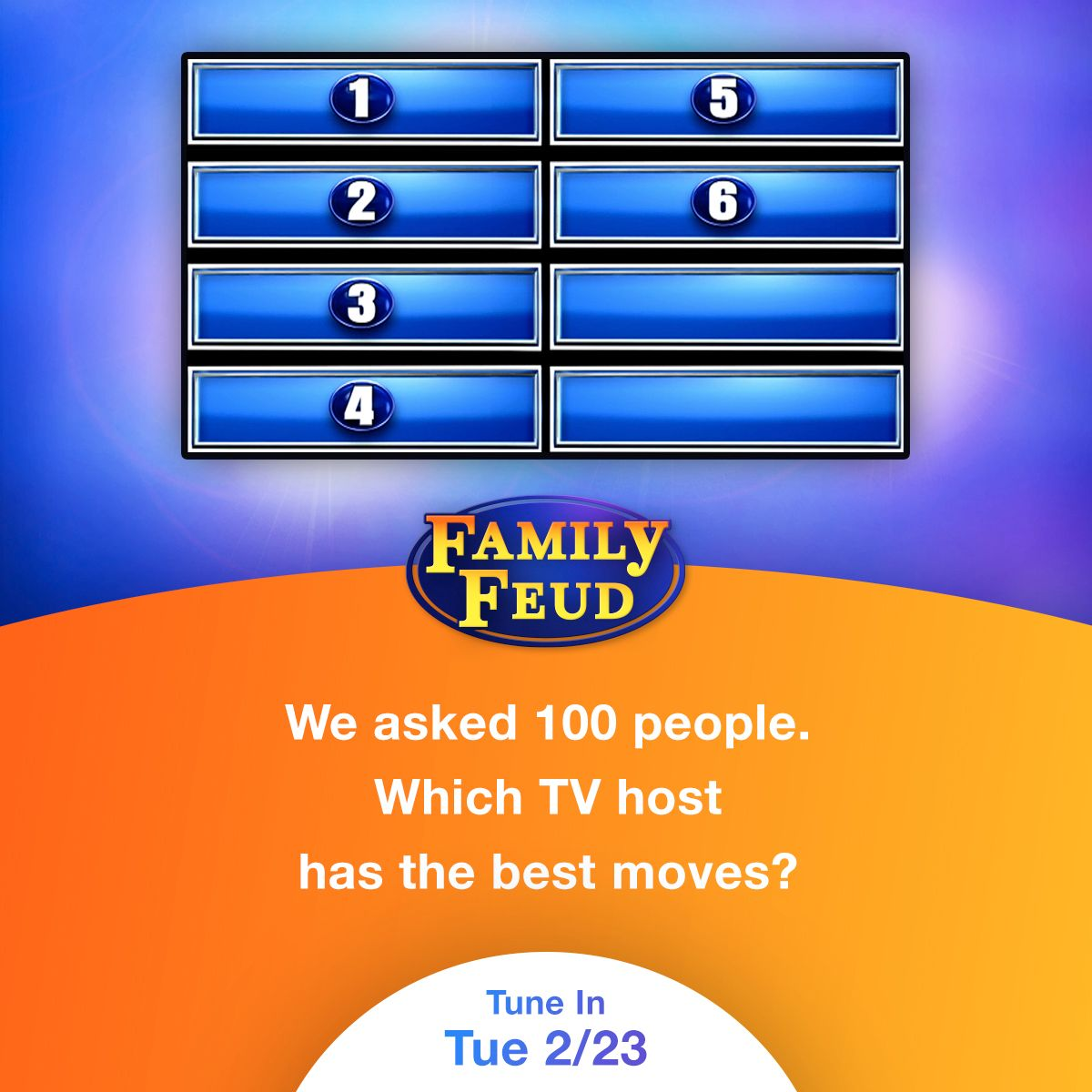 Can YOU guess the #1 answer? Watch Family Feud TONIGHT at 7:00pm and 7:30pm on MyTVZ to find out if you're right! . . #familyfeud #onmytvz #weeknights #backtoback #startingat7 #yourentertainmentstation #mytvz #wtvz #steveharvey #lol #hamptonroads #norfolk #virginiabeach