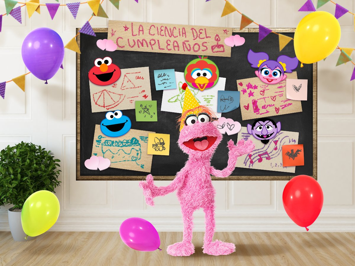 ¡Hoy es el cumpleaños de Lola! Esta vez Lola quiere un cumpleaños diferente, quiere que sus amigos la ayuden a investigar sobre la Ciencia del Cumpleaños. #FelizCumpleLola