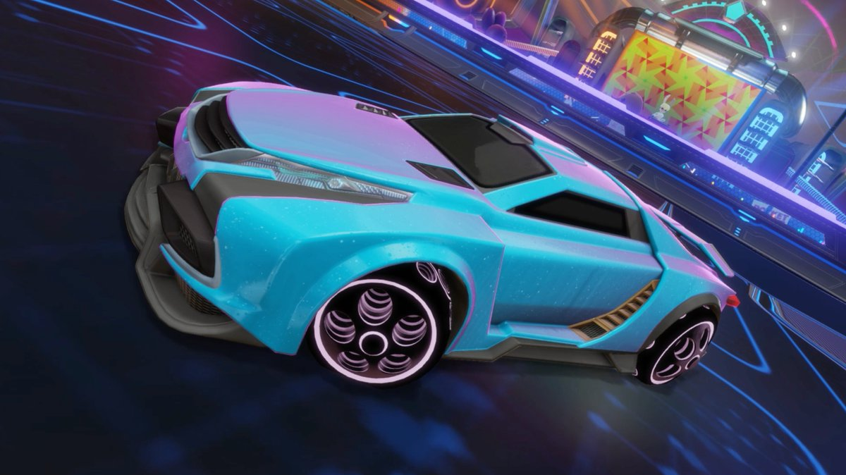 Who is ready for a new series of items? The Season 2 Item Series is now appearing as Blueprints, and is led by the newest car, Tygris! Check it out along with more than a dozen new items in our latest blog.  🔗: