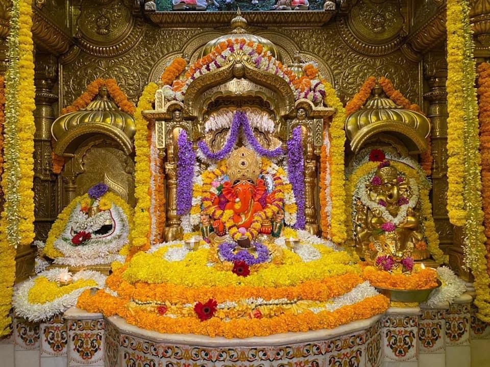 T 3823 - माघ मास, शुद्ध एकादशी,जया एकादशी, मंगळवार, दि. २३फेब्रुवारी २०२१, , श्री विठ्ठल रखुमाई मंदिर, शीव,  Siddhivinayak : maghi ekadashi it was today