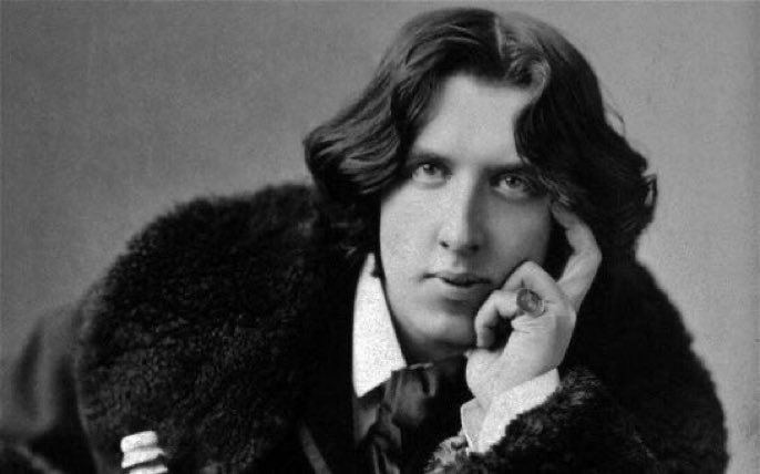 @coherence_e's photo on Oscar Wilde