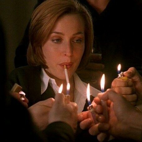 Happy birthday to dana scully