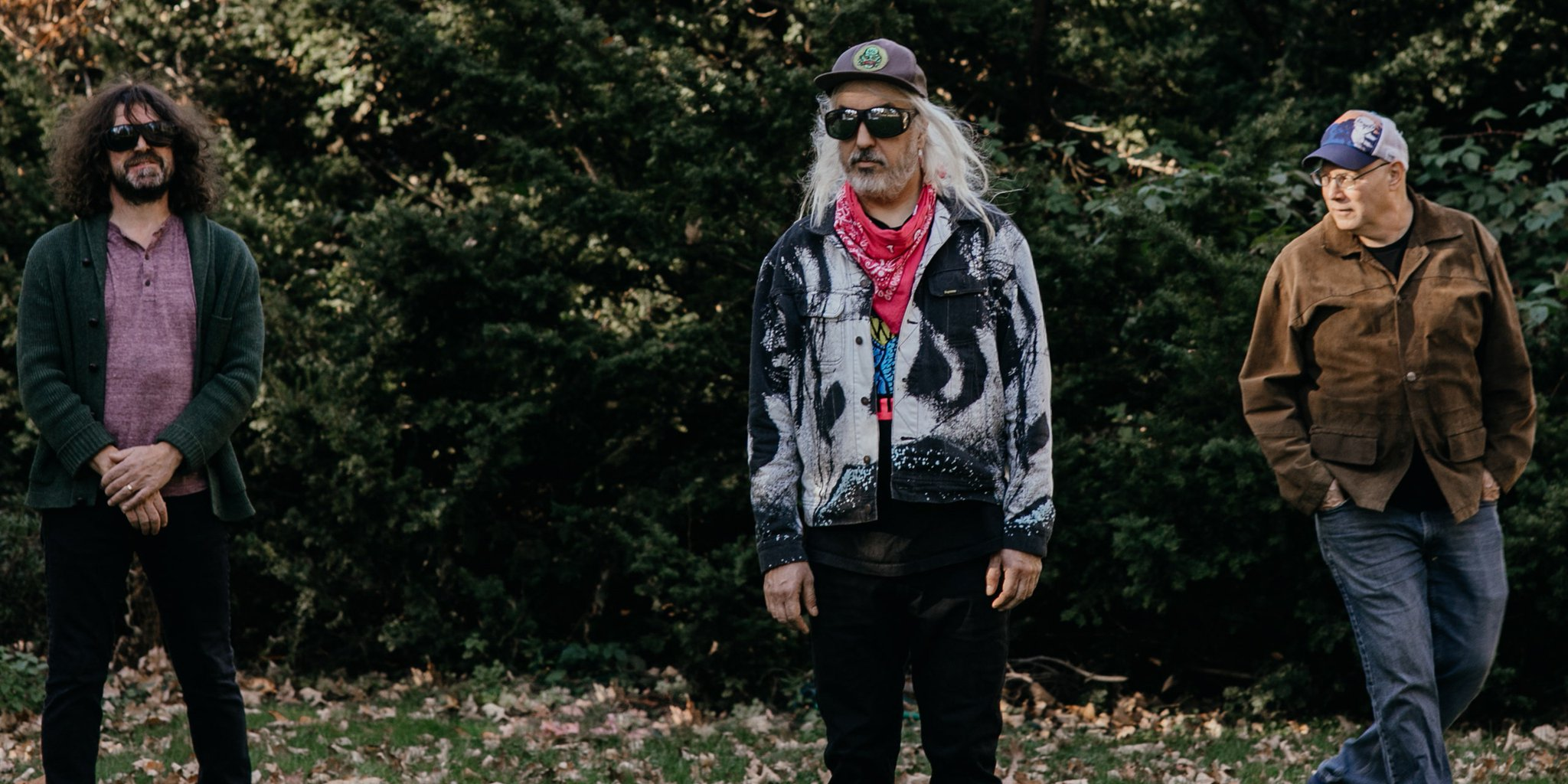 "Dinosaur Jr Announce New Album, Share New Song ""I Ran Away"" Photo"