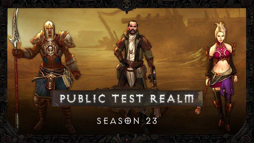 Diablo III PTR 2.7.0: список изменений