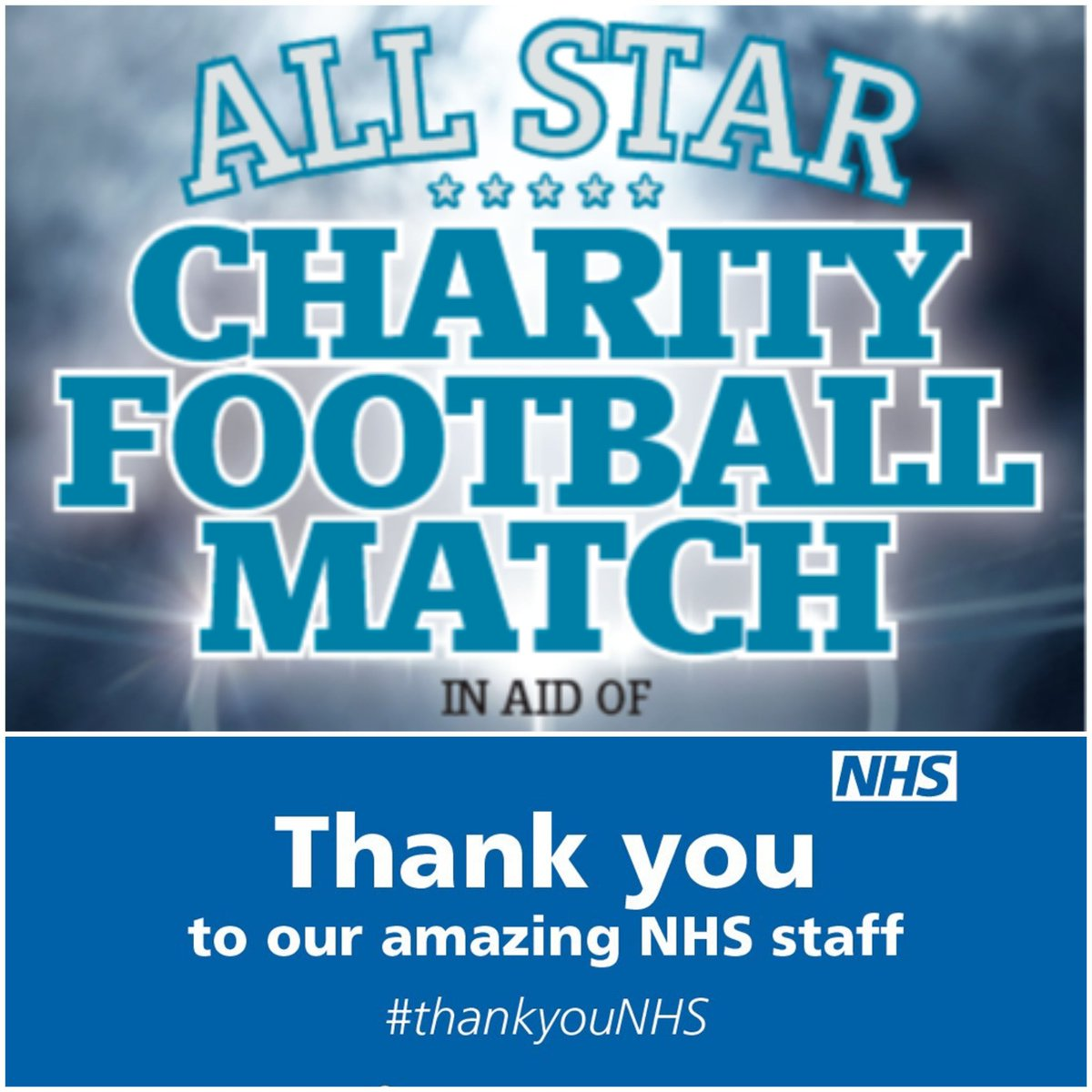 Very humbled at all the help and support being offered today for the Charity game in September. The ITFC family is truly awesome and the interest of attending is amazing. Cannot wait for the meeting with @FC_Clacton