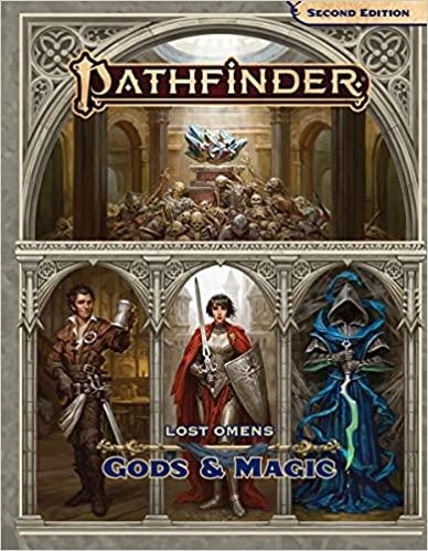 Pathfinder Lost Omens Gods & Magic (Pathfinder 2nd Edition)  28% off   16 TGDrepost