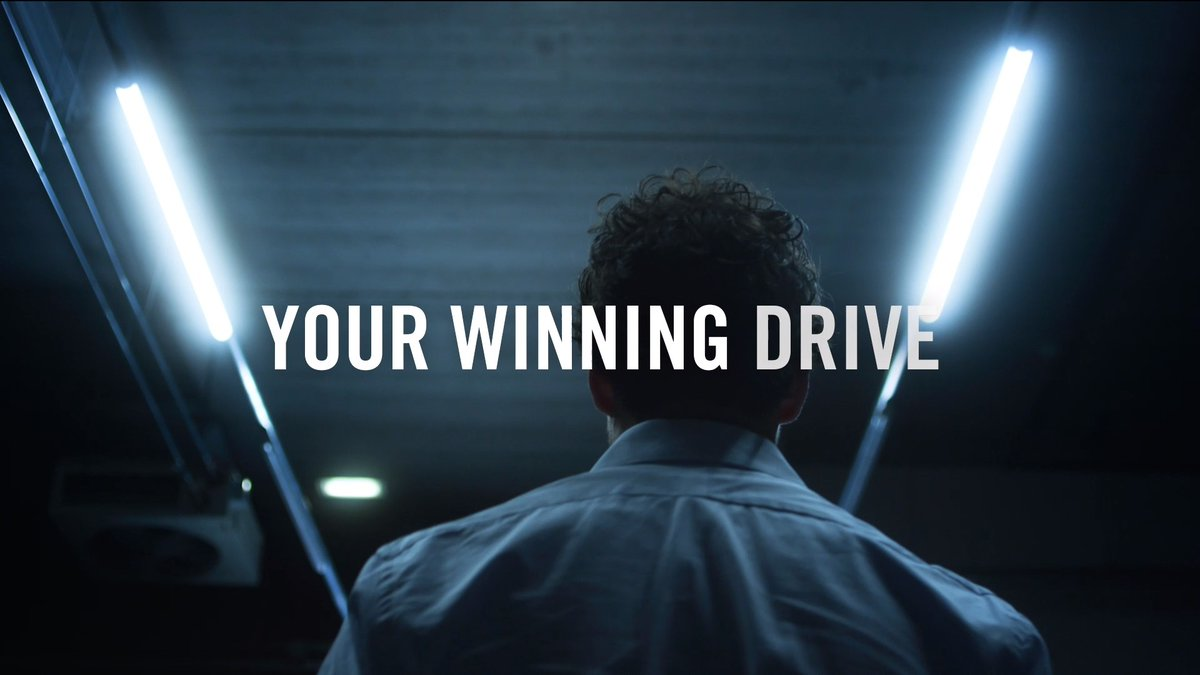 Image for the Tweet beginning: Work smarter, not harder. Drive