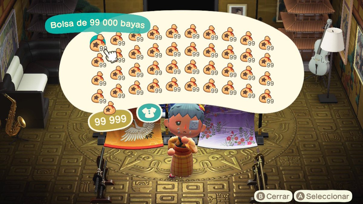 💰💰BELLS GIVEAWAY💰💰  *💰 1 winner will get 8 million bell's! (I take it in 2 trips)  *💰 Rules:   *Follow @butienaso and @nikesashie    *RT giveaway   *Tag friend or me  *💰 Ends in 15h #AnimalCrossing #ACNH #NintendoSwitch #ACNHgiveaways #dodocode #ACNHturnips #bells