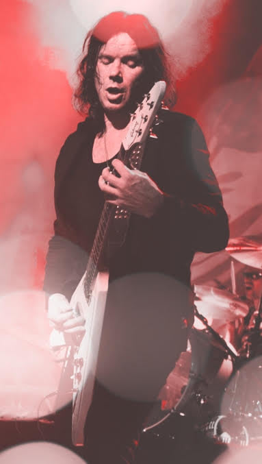 Happening today 23 February 1964 Europe John Norum was born.  Happy Birthday