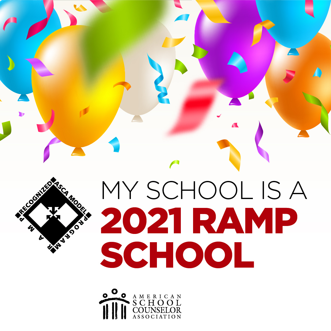 Exciting announcement! 🥳 Saucon Valley Elementary School has officially obtained RAMP designation for our #schoolcounseling program! @wehrwegrow @ASCAtweets What is #RAMP? Learn more: schoolcounselor.org/RAMP