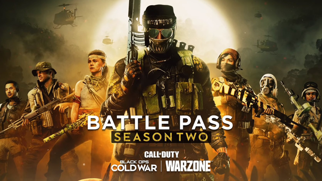 Call of Duty: Black Ops Cold War Season two