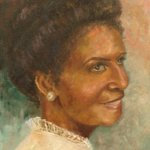 Image for the Tweet beginning: Florine Jones Abel, for whom