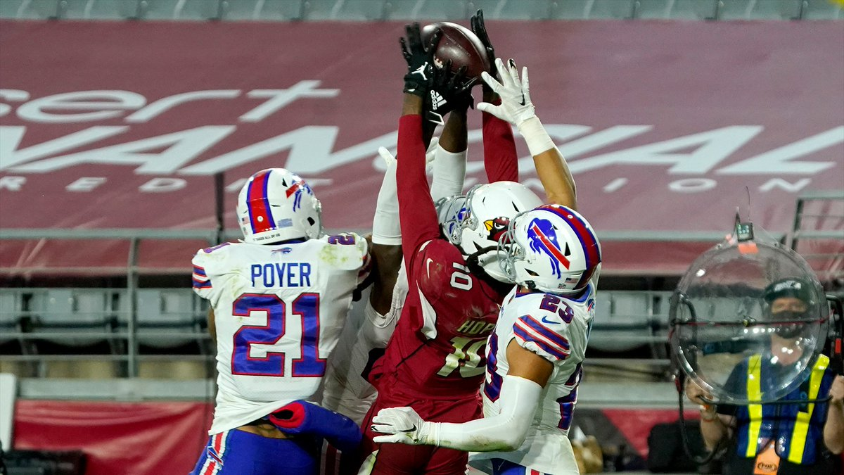 The top 10 moments from the @AZCardinals' 2020 season!