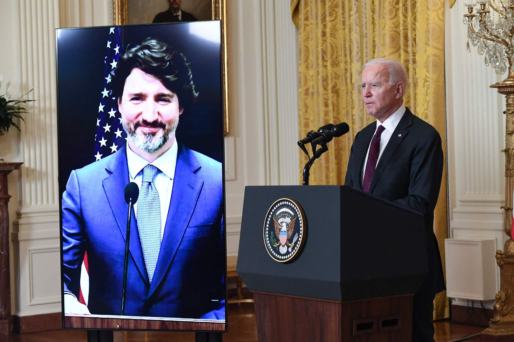 The United States has no closer friend than Canada