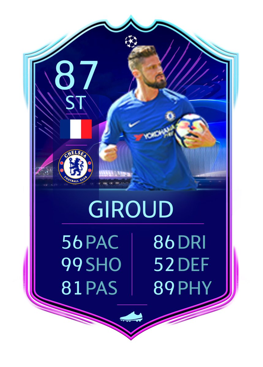 RunTheFUTMarket - logged on to FIFA tonight, didn't see this card, so logged off