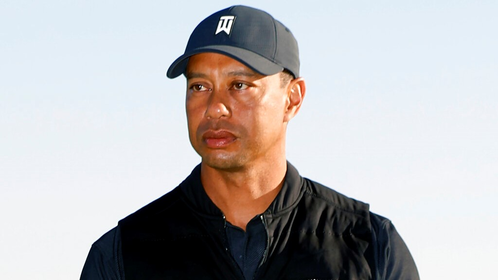 Tiger Woods taken to hospital after California car crash