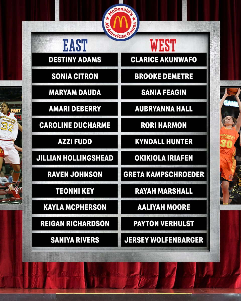 Welcome to the family 🤝  Introducing the McDAAG Class of 2021. #WhereHypeMeetsLegacy