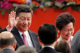 China uses patriotism test to sweep aside last outlet for Hong Kong democracy Photo