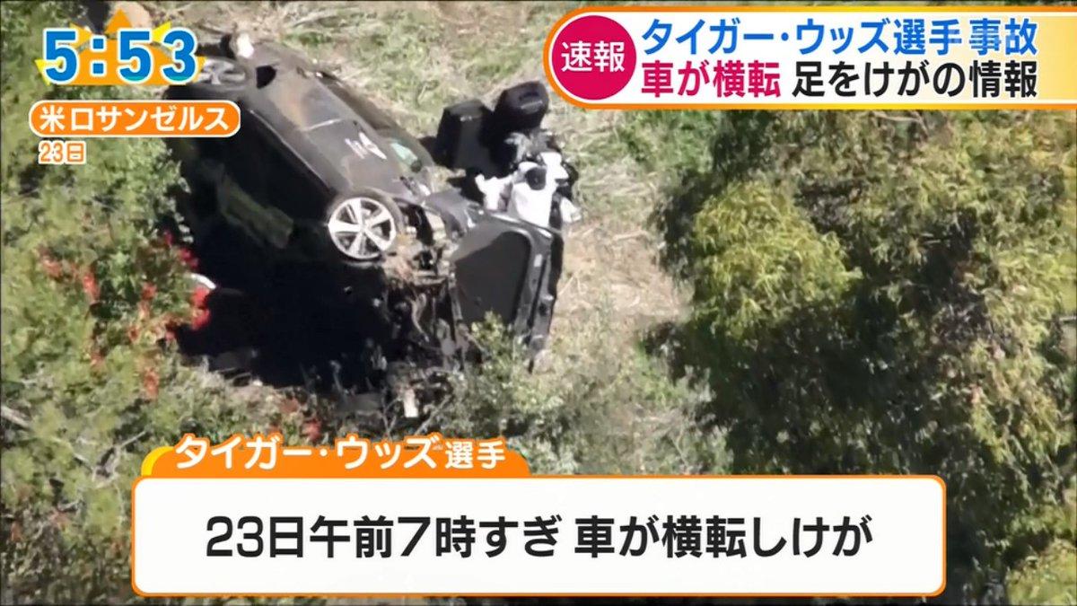 車種 ウッズ 事故