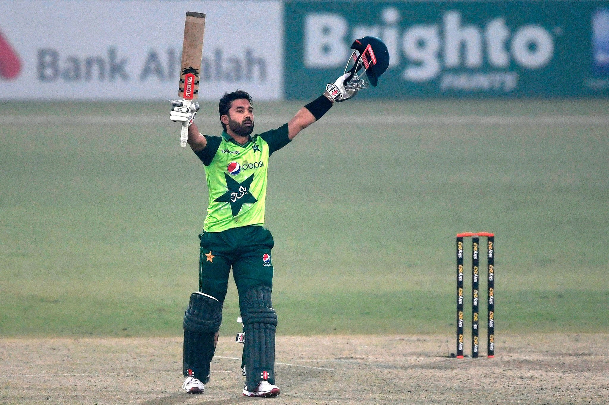 Mohammad Rizwan promoted to Category A of the PCB's Central Contract List 2020-21