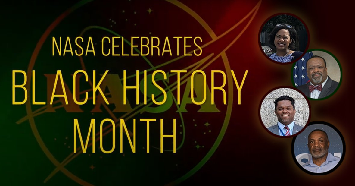As we celebrate #BlackHistoryMonth, we're sharing the stories of Marshall team members who continue to drive @NASA forward—both on and off the Earth >>  @NASApeople
