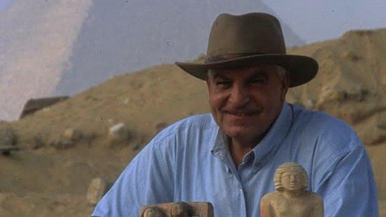 زاهي حواس أغلب المصريين وخاصة بـ الصعيد صورة طبق الأصل من المصرى القديم