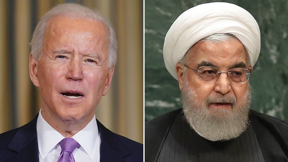 NEW: House GOP warns Biden against lifting sanctions on Iran as negotiations restart