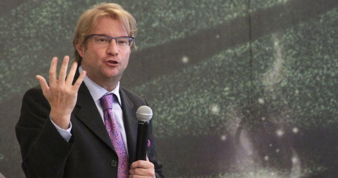 Andrés Roemer se retira como embajador de la Unesco por las recientes acusaciones de abuso sexual