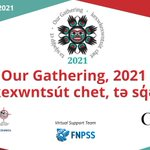 Image for the Tweet beginning: Registration is open for #OurGathering2021!