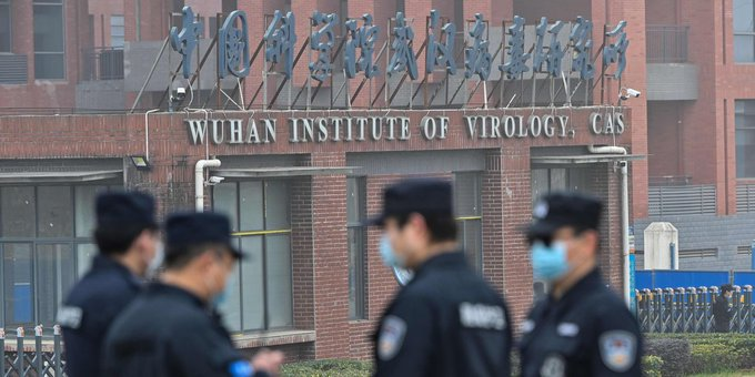 China's Reckless Labs Put the World at Risk Photo