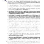 Image for the Tweet beginning: ⚠️ 📄 ⚠️📄  Comunicado Oficial  Mensaje para