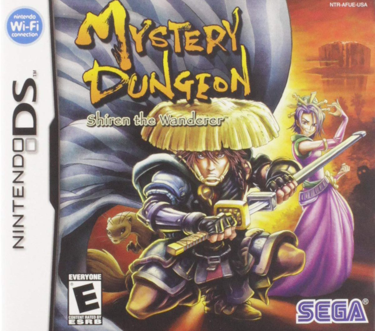 Mystery Dungeon Shiren the Wanderer (DS) is $19.99 brand new on Amazon: 16