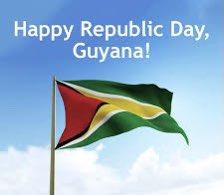 Happy Republic Day‼️ #guyana #guyanese #guyaneseamerican #republicday #republic #happyrepublicday #caribbean #caribbeanlife #westindian #potd