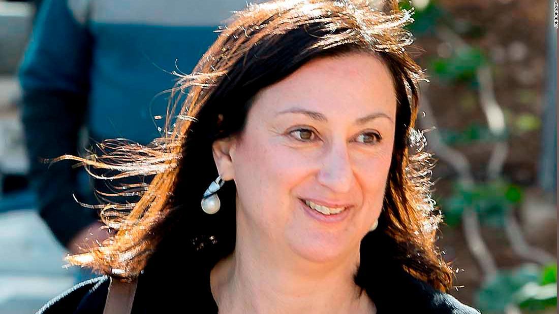 Suspect in murder of Maltese journalist Daphne Caruana Galizia pleads guilty Photo