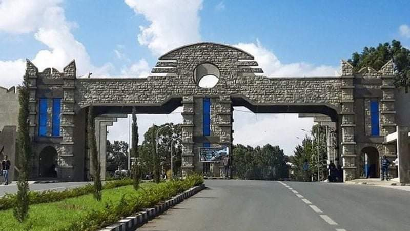Under the pretext searching for remnants TPLF /junta, the @AbiyAhmedAli led government killed atleast 6 graduated students of #MU, while they were travelling  from Tigray to Addis/🇪🇹. They were targeted  en route of Adi Keyh which  is under control of  #ENDF and Amhara militias.