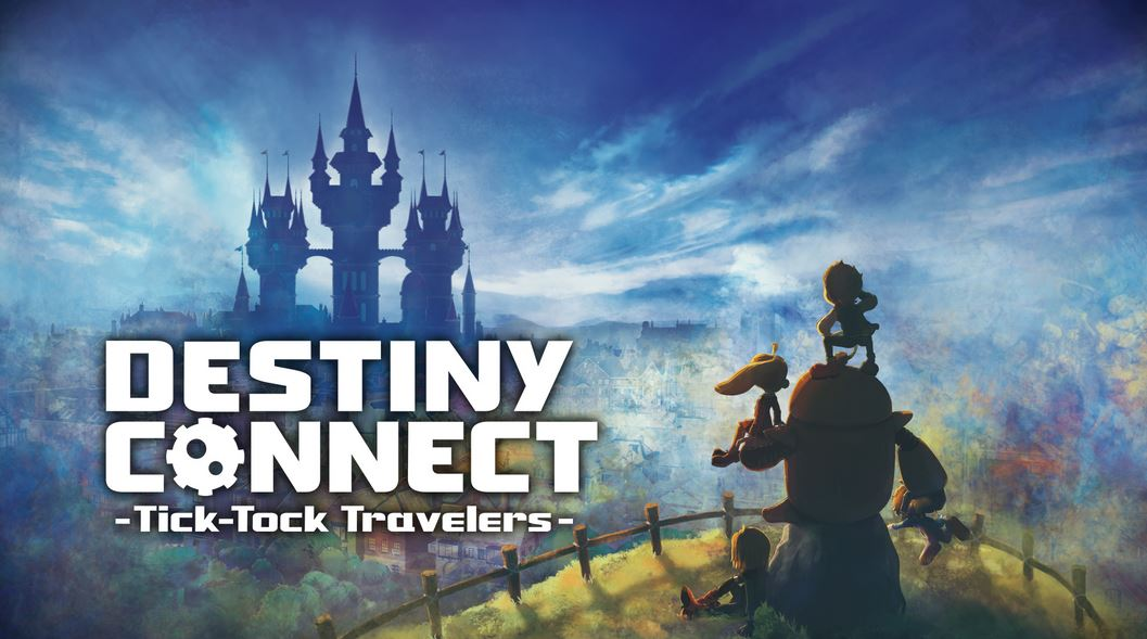 Destiny Connect: Tick-Tock Travelers (S) $11.99 via eShop. 16