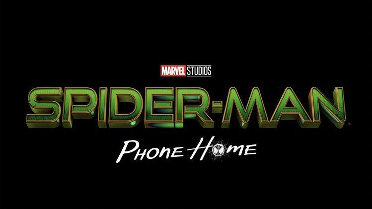 BREAKING: Tom Holland has announced on his Instagram that the title for the next Spider-Man movie will be 'Spider-Man: Phone Home'.