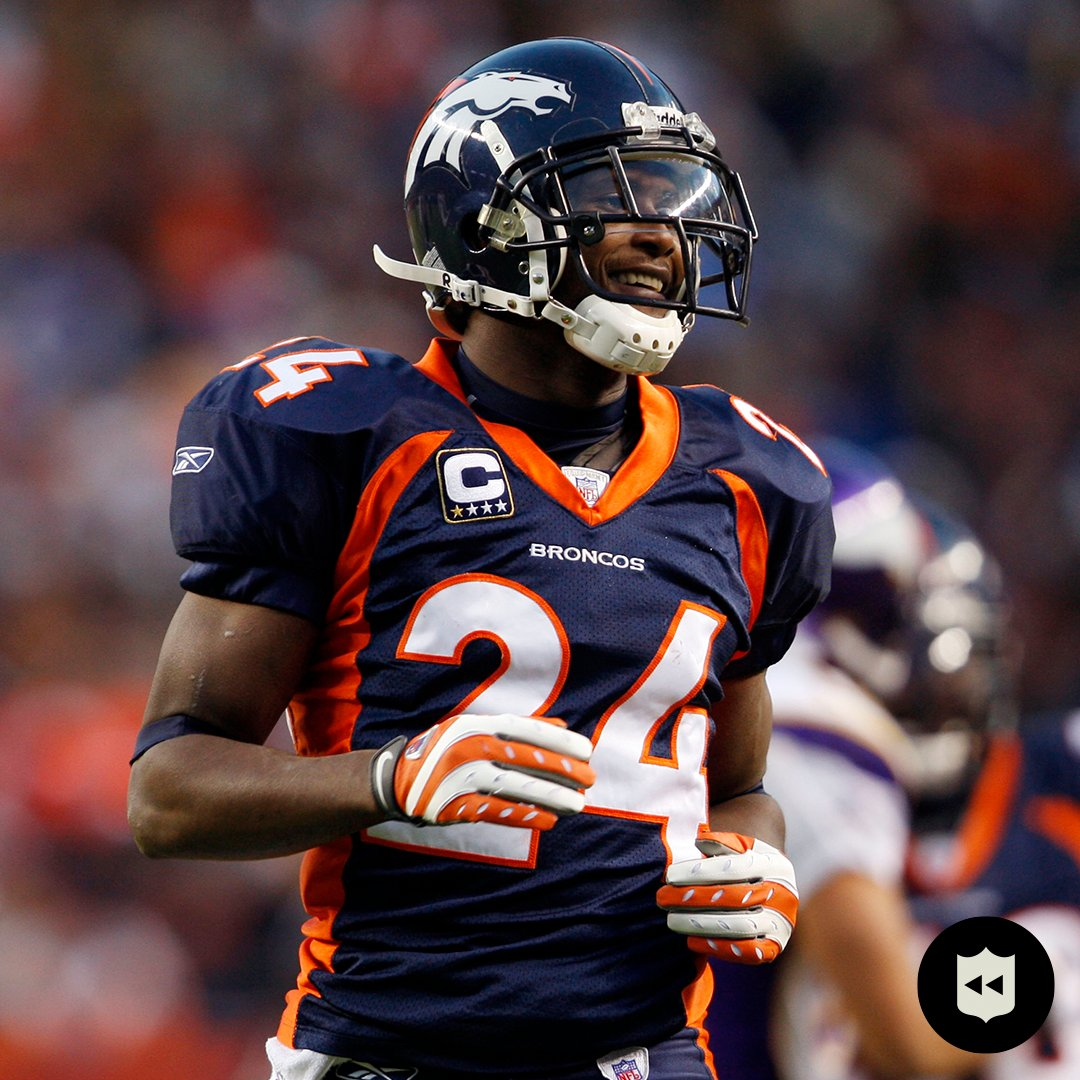 Replying to @nflthrowback: Certified playmaker. @champbailey