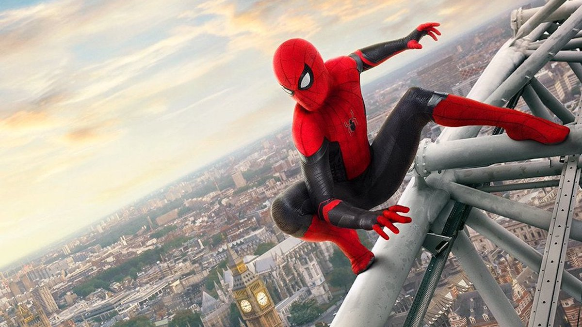 """Spider-Man 3's Tom Holland and Jacob Batalon """"announced"""" different titles for the sequel to Spider-Man: Far From Home. #PhoneHome #HomeWrecker"""