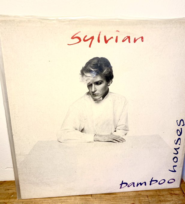 Happy birthday to the legend David Sylvian