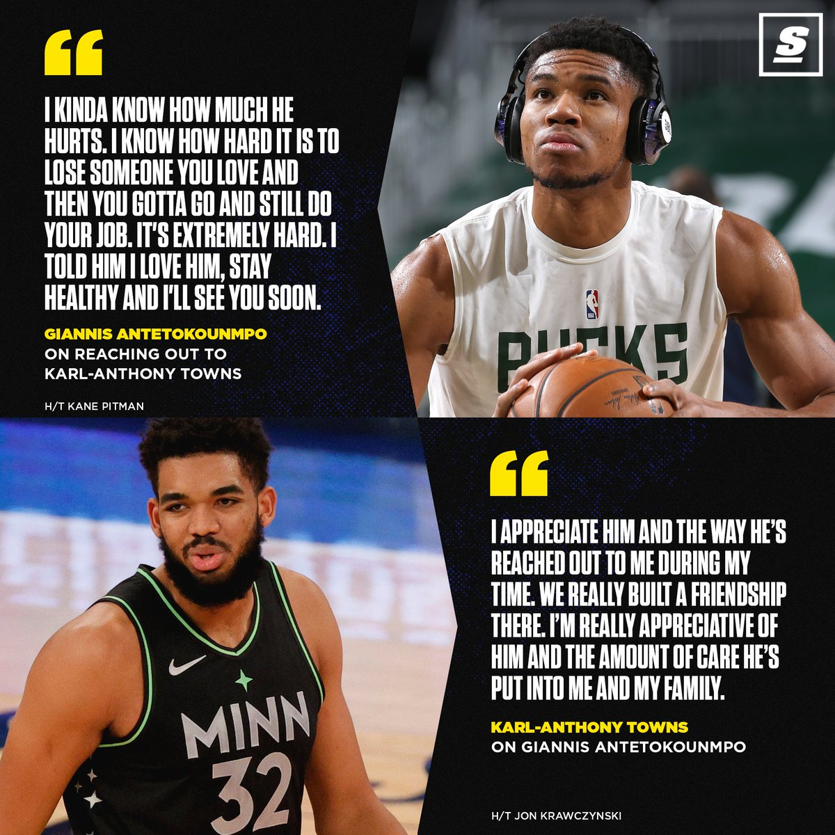 @theScore's photo on Giannis